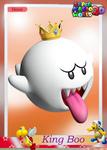 SMW3D KingBooTradingCard