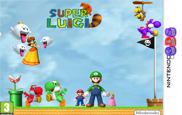 File:Super Luigi 3D.png