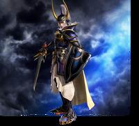 Warrior of light profile