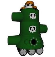 Monty Mole Tanker