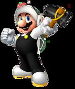 Classic Hammer Mario