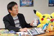 Im playing Pokemon sry