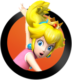 File:MHWii Peach icon.png