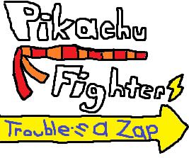 File:Pikachu Electrouble AU logo.png