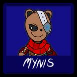 ACL Fantendo Smash Bros X character box - Mynis