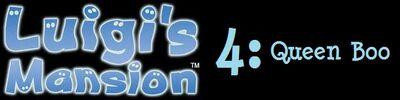Luigi's mansion 4 title
