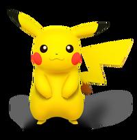 Pikachu Icon SSB5