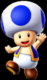Blue Toad SSB
