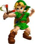 200px-Young Link OoT3D Art