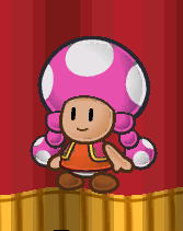 Paper toadette PMW