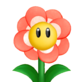 Power Flower Red