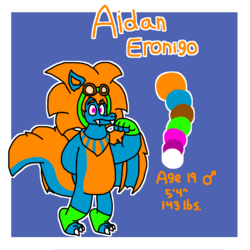 Aidan Eronigo Reference