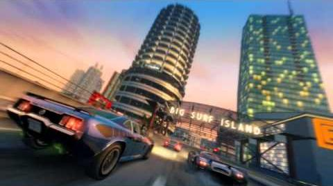 Burnout Paradise - I Wanna Rock !!!