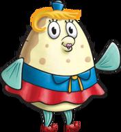 Mrs. Puff Character