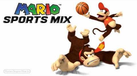 Mario Sports Mix Music - DK Dock