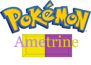 Pokemon-Ametrine