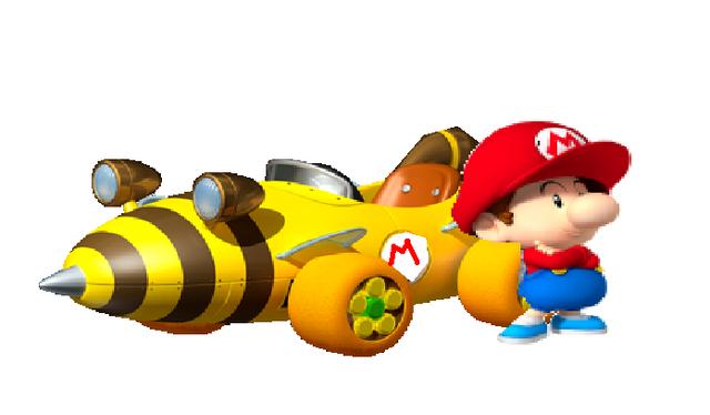 File:Baby Mario Artwork 2.png