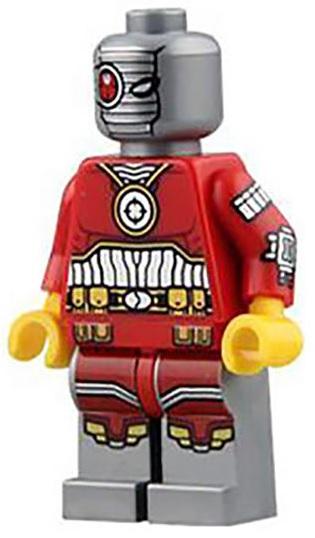 Deadshot (Lego Batman 4)