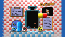Dr. Mario (Stage)
