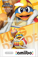Amiibo - SSB - King Dedede - Box