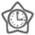 Clock Icon KDL3D