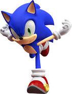 Sonic is Atati