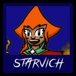 ACL Fantendo Smash Bros X character box - Starvich