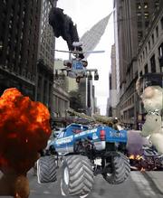 Car-Nage Gameplay