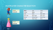 MKCM Player Selection