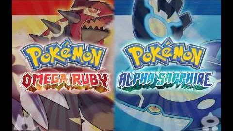ORAS Style Pokémon Red, Blue, Green and Yellow Indigo Plateau