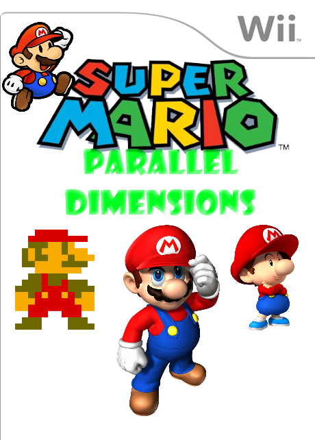 Super Mario Parallel Dimensions