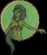 Swamp Nymph