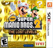 American Boxart NSMB2TLL 3DS