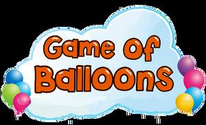 GameOfBalloonsLogo