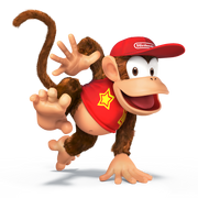 Diddy kong union