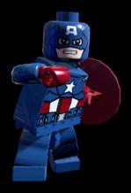 Captain America (Lego Batman 4)