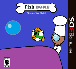 Fishbone 3DS gmcvr