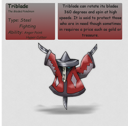 TribladePKMN