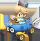 Baby Rosalina MK8 Icon