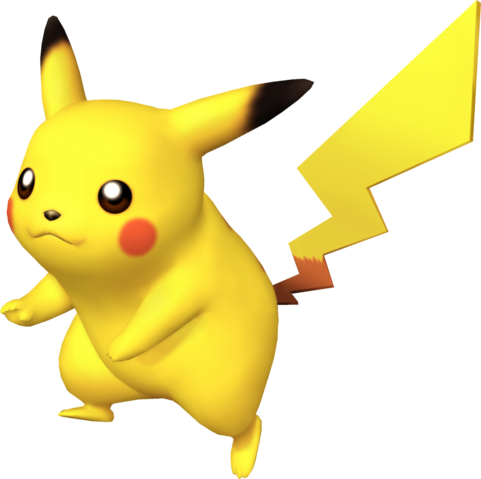 File:481px-SSBB Pikachu.png