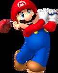Mario Artwork - Mario Golf World Tour