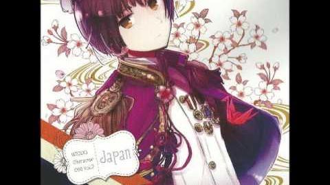 APH Japan New Character Song May you Smile Today - Japan (Hiroki Takahashi)