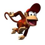 File:Diddy Kong - Mario Kart 8 Wii U.png