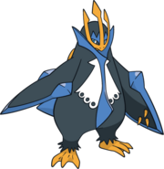 Empoleon Dream