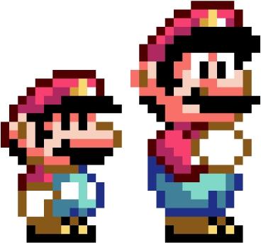 File:SMW Super Mario by bizklimkit.jpg