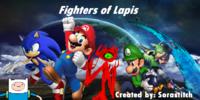 Fighters of Lapis/崛起的火星