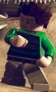 Sandman (Lego Batman 4)