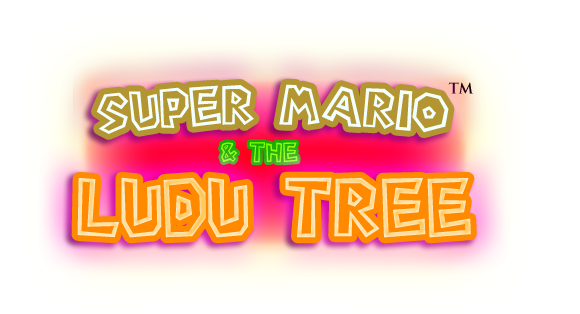 File:Super Mario & the Ludu Tree Logo.png