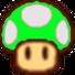 Paper 1-Up Mushroom