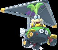 Mario Kart Iggy